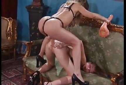Babes are madly horny