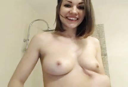 Naked and happy