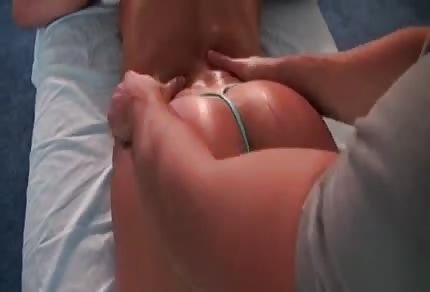 Blonde chick was fucked really well