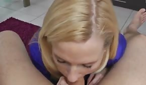 Horny blonde girl wants to fuck
