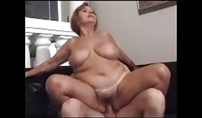 Young lover is touching her body