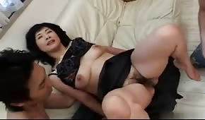 With a mature Asian in position 69
