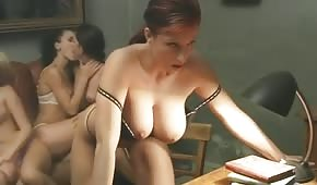 Long porn with busty Italians